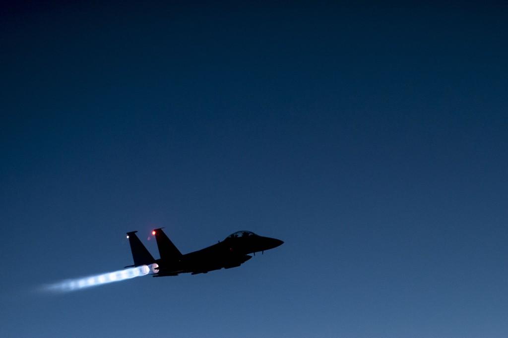 AFP/ Senior Airman Matthew Bruch