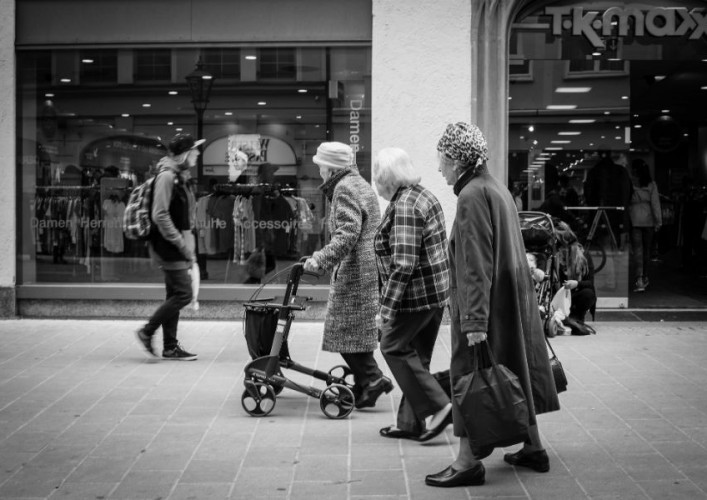 The pension problem at the heart of Germany's envied economy